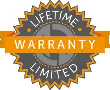standing desk lifetime warranty