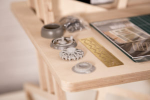Model Makers Workbench Detail