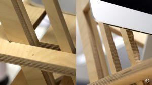 plywood furniture details