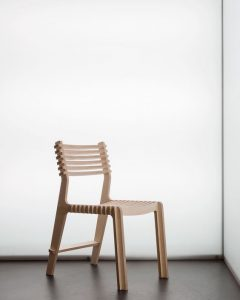 Plywood Office Chair