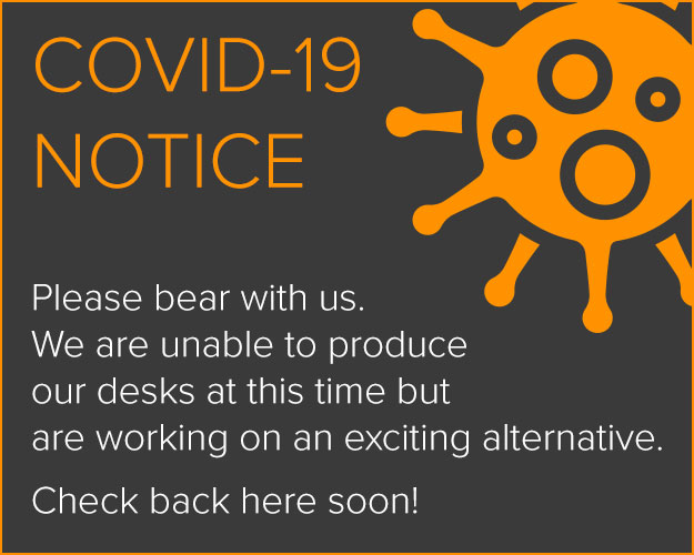 Production on hold due to Covid-19